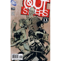 Outsiders Vol. 3 Issue 34b