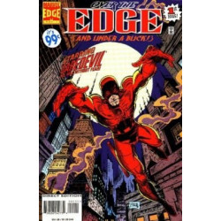 Over the Edge  Issue 1