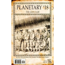 Planetary  Issue 18