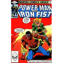 Power Man and Iron Fist Vol. 1 Issue 081
