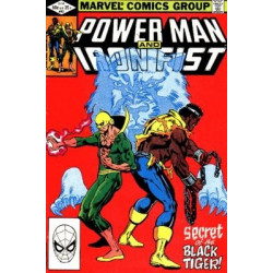 Power Man and Iron Fist Vol. 1 Issue 082