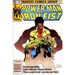 Power Man and Iron Fist Vol. 1 Issue 083