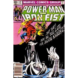 Power Man and Iron Fist Vol. 1 Issue 087