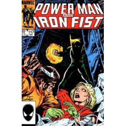 Power Man and Iron Fist Vol. 1 Issue 117