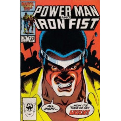 Power Man and Iron Fist Vol. 1 Issue 123