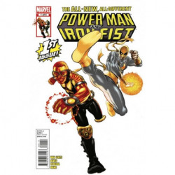 Power Man and Iron Fist Vol. 2 Issue 1