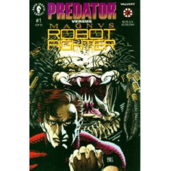 Predator versus Magnus Robot Fighter Mini Issue 1