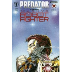 Predator versus Magnus Robot Fighter Mini Issue 2