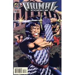 Primal Force  Issue 3