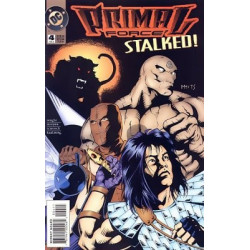 Primal Force  Issue 4