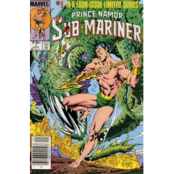 Prince Namor, The Sub-Mariner  Issue 1