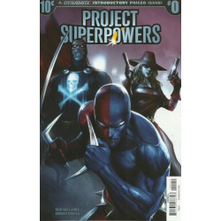 Project Superpowers Vol. 3 Issue 0