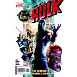 Realm of Kings: Son of Hulk  Issue 1