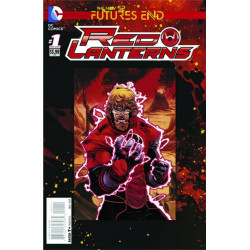 Red Lanterns: Futures End One-Shot Issue 1