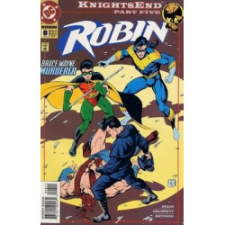 Robin  Issue 008
