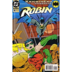 Robin  Issue 009