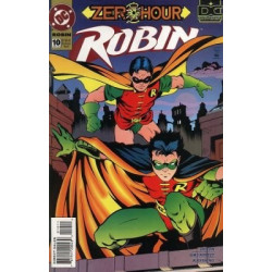 Robin  Issue 010