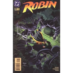 Robin  Issue 022