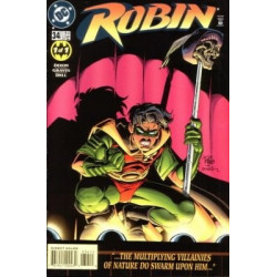 Robin  Issue 034