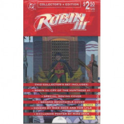 Robin III: Cry of the Huntress Mini Issue 1