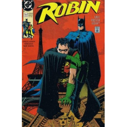 Robin Mini Issue 1