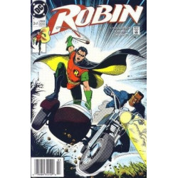 Robin Mini Issue 3