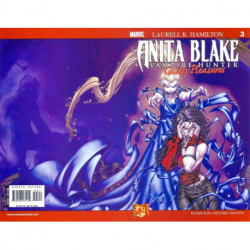 Anita Blake: Vampire Hunter - Guilty Pleasures Mini Issue 3