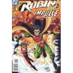 Robin Plus...  Issue 1