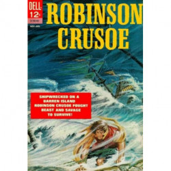 Robinson Crusoe One - Shot Issue 1