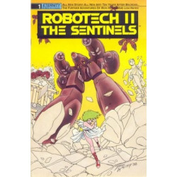 Robotech II: The Sentinels  Issue 1