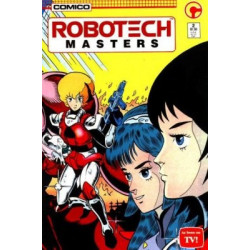 Robotech Masters  Issue 2