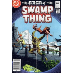 Saga of the Swamp Thing  Issue 12