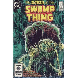 Saga of the Swamp Thing  Issue 28