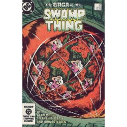 Saga of the Swamp Thing  Issue 29