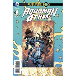 Aquaman and the Others: Futures End One-Shot Issue 1b