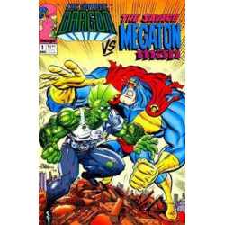 Savage Dragon vs. Savage Megaton Man  Issue 1