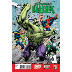 Savage Hulk  Issue 1