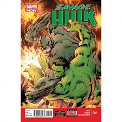 Savage Hulk  Issue 2
