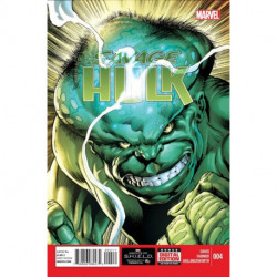 Savage Hulk  Issue 4