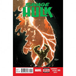 Savage Hulk  Issue 5