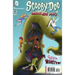 Scooby-Doo: Where Are You?  Issue 27