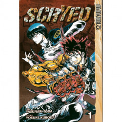Scryed  Issue 1
