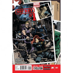 Secret Avengers Vol. 2 Issue 01