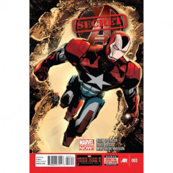 Secret Avengers Vol. 2 Issue 03
