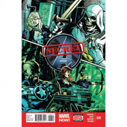 Secret Avengers Vol. 2 Issue 06