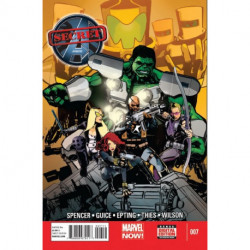 Secret Avengers Vol. 2 Issue 07