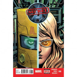 Secret Avengers Vol. 2 Issue 08