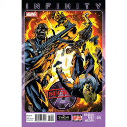 Secret Avengers Vol. 2 Issue 10