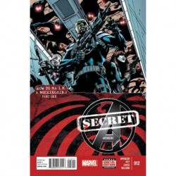 Secret Avengers Vol. 2 Issue 12