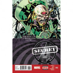 Secret Avengers Vol. 2 Issue 13